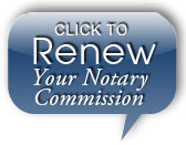 Renew Your Arkansas Notary Commission
