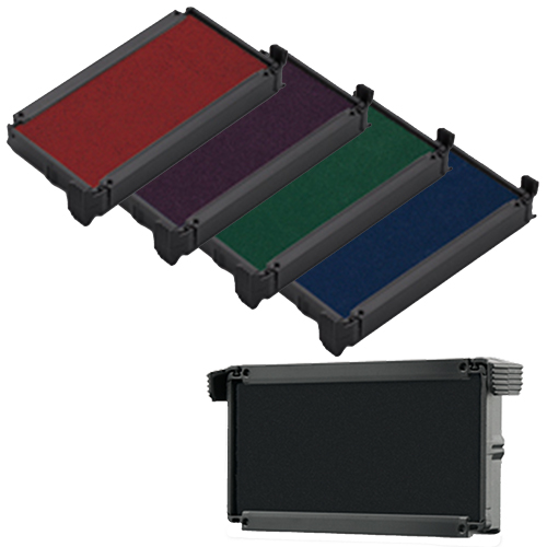 Replacement Ink Pads for Arkansas Notary Self-Inking Stamps